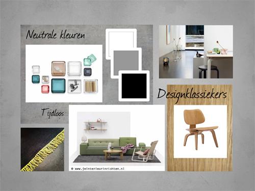 Design woonstijl woonstijlen online cursus interieur for Cursus interieur