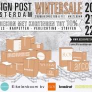 Wintersale: Designshoppen bij Design Post Amsterdam